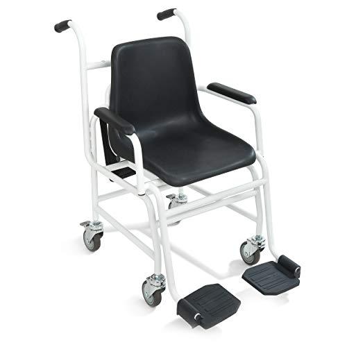 ADE M403660 Bilancia Pesapersone digitale Professionale a sedia con funzione BMI 250 kg # Garanzia Italia 24 mesi