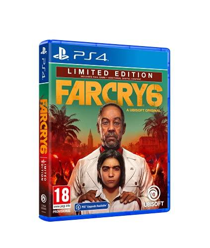 Far Cry 6 Édition limitée Amazon PS4