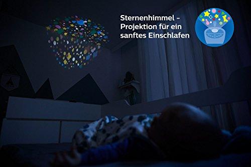 Philips Avent Audio-Babyphone SCD733/26, DECT-Technologie, Eco-Mode, Sternenhimmel, 18 Std. Laufzeit - 5