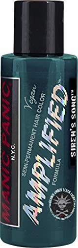 Manic Panic Amplified Semi Permanent Colour Hair Dye (Siren's Song)