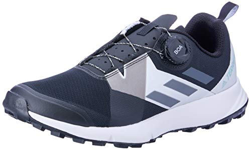 Adidas Terrex Two Boa W, Zapatillas de Senderismo Mujer, Negro (Negbás/Gricua/Ftwbla 000),...