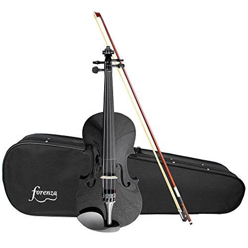 Forenza F1151CBK Violino Serie Uno Completo da 3/4, Nero