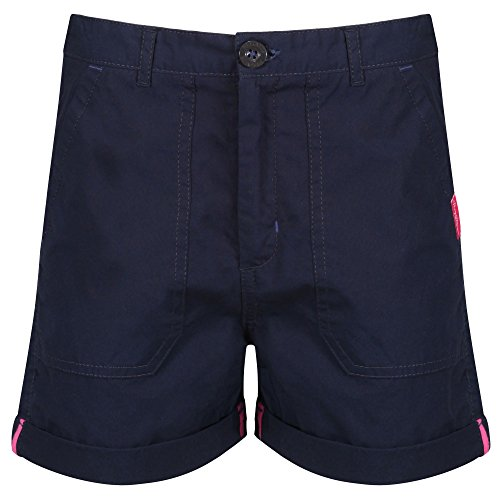 Regatta Kinder Damzel Shorts (98-104) (Marineblau)