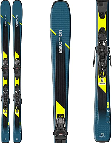 Salomon XDR 76 ST C Skis w/ M10 GW Bindings Mens Sz 170cm