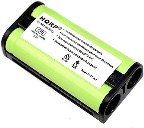 HQRP 700 mAh Batería para Sony MDR-RF840RK / MDR-RF850 / MDR-RF850RK / MDR-RF970 / MDR-RF970RK Sistema de Auriculares inalámbricos estéreo