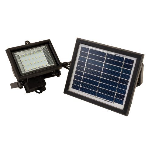 28 LED Solar Powered Outdoor Security Flood Light