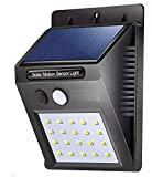 RYLAN LED Bright Outdoor Security Lights with Motion Sensor Solar Powered Wireless Waterproof Night Spotlight for Outdoor/Garden Wall, Solar Lights for Home