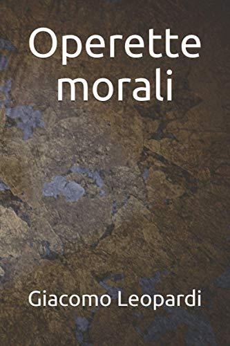 Operette morali (Illustrato)