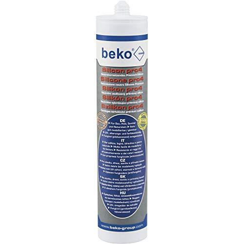 BEKO Premium-Silikon pro4 310ml anthrazit