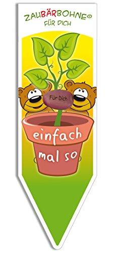 BärenBande ZauBÄRbohne Für Dich Einfach mal so, Magic Bean, Magische Bohne, Magic Plant, Zauberbohne