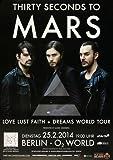 30 Seconds to Mars - Deams World, Berlin 2014 »