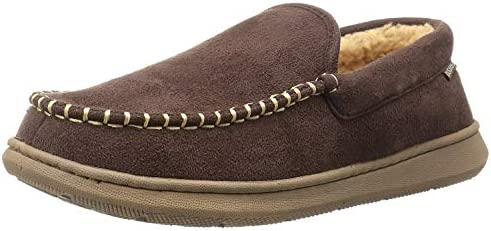 Dockers Men s Douglas Ultra Light Moccasin Premium Slippers Brown 10 M US product image