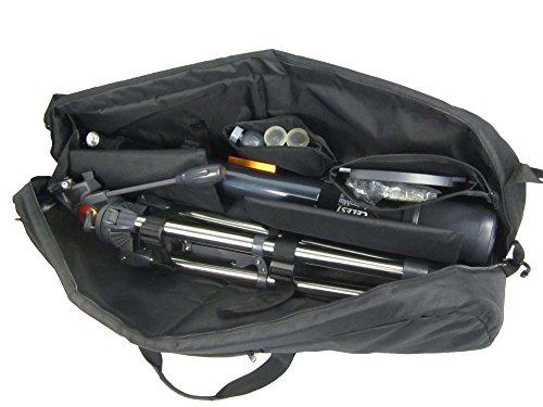 Telescope Portable Case for Celestron AstroMaster 70AZ - 21061, 90AZ, 70EQ Refractor, PowerSeeker 80EQ