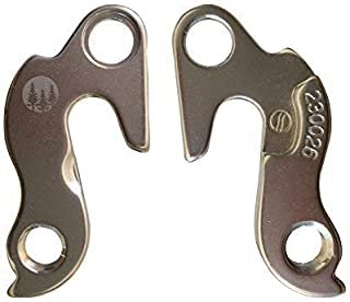 Derailleur Hanger #6 For Bicycles Fits Trek Remedy Bicycles BH Mongoose Schwinn Gary Fisher and more by LS