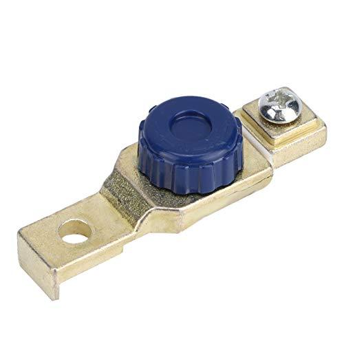 Interruptor antifugas, desconexión antifugas del terminal del interruptor de corte de la batería de la motocicleta