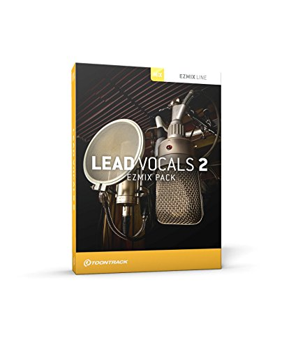 TOONTRACK EZmix Pack Lead Vocals 2