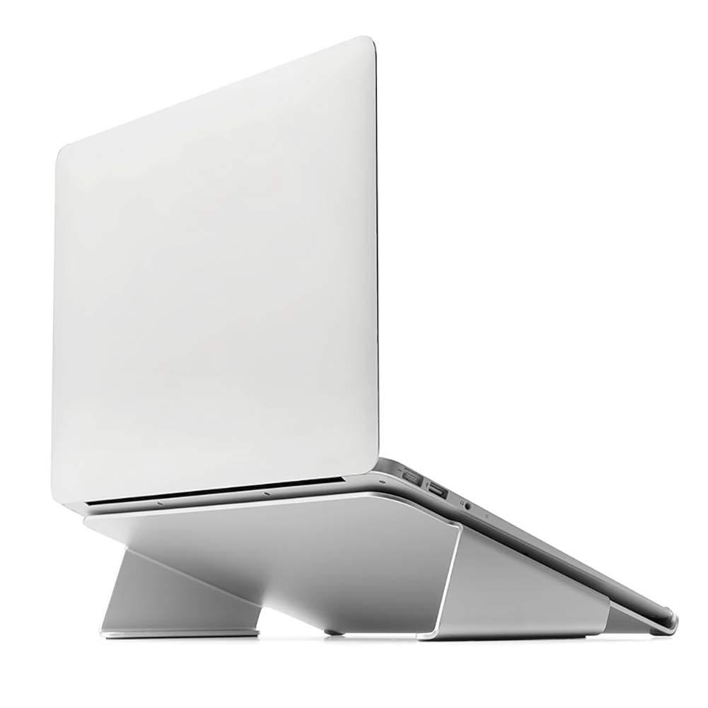 GIRISR Bases De Portátiles Soporte Radiador De Aluminio con Disipador De Calor para Computadora Portátil De 11-17