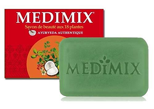 Medimix - Savon ayurvédique Medimix aux 18 Plantes 125G - Prix Unitaire - Livraison Gratuit En France métropolitaine sous 3 Jours Ouverts