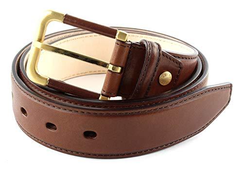 Cintura uomo The Bridge 03627901 marrone h 3,5 cm