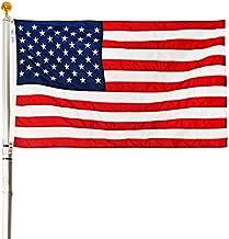 Ezpole Flagpoles, Liberty Flagpole Kit, Telescoping Flagpole 21-Feet