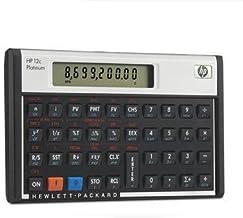 Quality HP12C Finance Calculator By HP Calculators