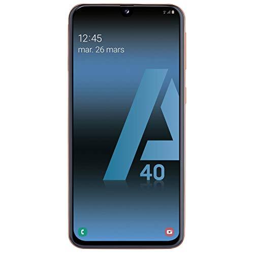 Samsung Galaxy A40 Dual SIM A405FNC EU-Ware 64GB Android coral