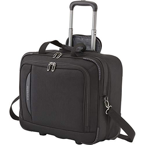 Travelite Handgepäck, 47 cm, 42 liters, Schwarz