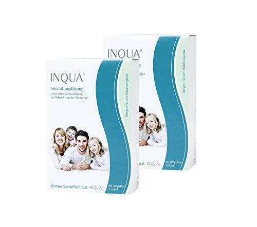 Inqua 502G0100 Inhalationslösung, 100 x 2.5 ml