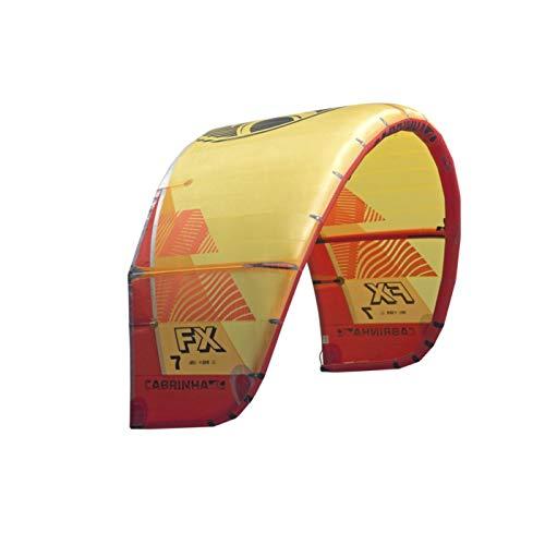 Cabrinha FX Kite 2019-Orange/Yellow-10,0
