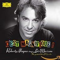 ロベルト・アラーニャ C'est Magnifique!-chansons