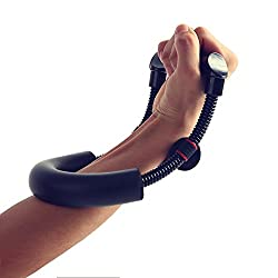 Sportneer wrist and strength training device forearm Vigorous training for athletes and pianists children, minimum tension 7KG, 26,7 x 12,7x3,2 cm