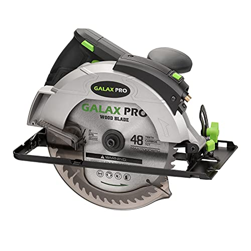 GALAX PRO 12A 5500RPM Corded Circular Saw with 7-1/4