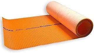Schluter Ditra Membrane Tile underlayment 10 to 323 sq ft Rolls (30)