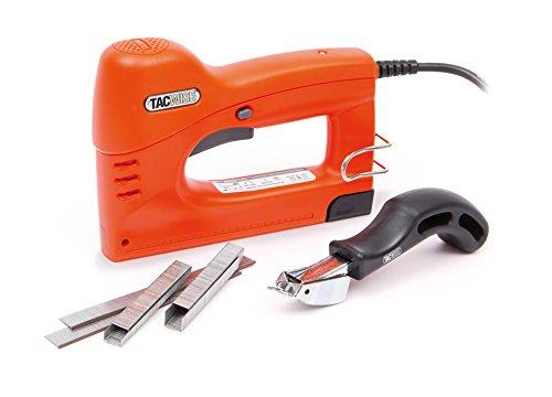 Tacwise 1265 Kit de grapadora eléctrica 53EL (1380 W, 240 V