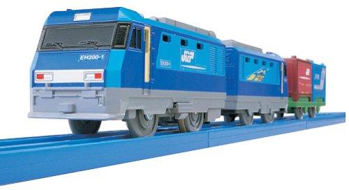 Pla EH200 type electric locomotive S-52 (japan import)