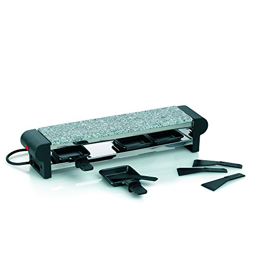 Kela 66661 Livigno - Raclette con griglia elettrica