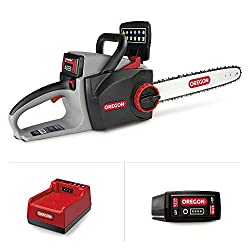Oregon Cordless CS300 R7 Comparison