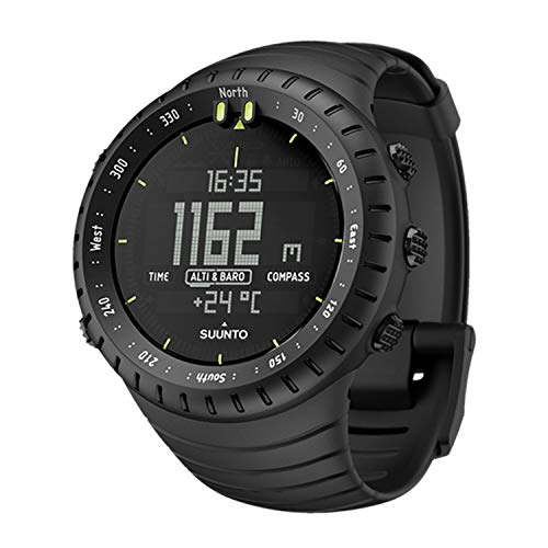 SUUNTO Core Outdoor Watch All Black 2018 Pulsmessgerät