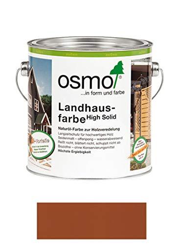 OSMO Landhausfarbe High Solid 750ml Zeder/Rotholz 2310