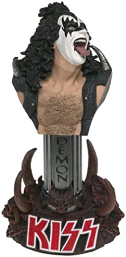 KISS Collectible Statuette - Gene Simmons