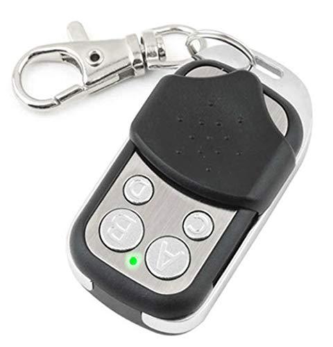 ENTERELECTONICS - Mando a distancia automático universal a 433,92 MHz Nueva versión con LED verde BFT Nice y otras marcas – No compatible con mandos a distancia protegidos y código variable