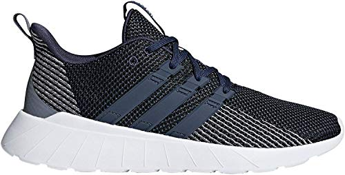 adidas Herren Questar Flow Fitnessschuhe, Mehrfarbig (Azutra/Azutra/Tinley 000), 43 1/3 EU