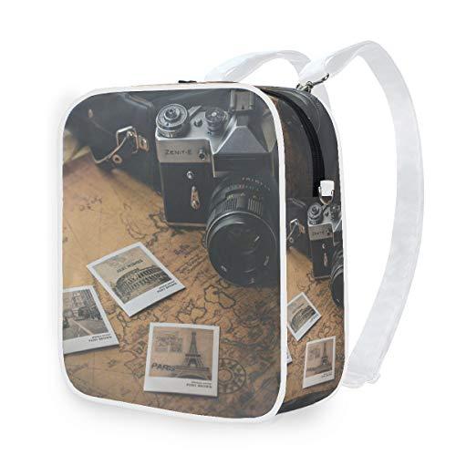 FAJRO Foto-Rucksack für die Schule