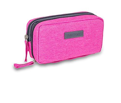 Diabetiker Diabetikertasche/Thermotasche/Thermotasche für Diabetiker Elite Bags/Farbe: pink // für Insulin- und Glucounter