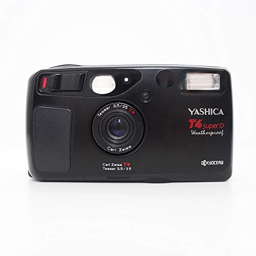 Yashica T435mm kompakt Film Kamera Carl Zeiss T * 103.43,5/35