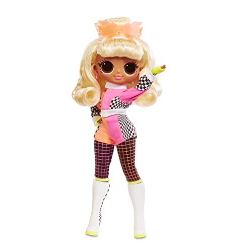L.O.L. Surprise Speedster O.M.G. Neon Light Doll | LOL Fashi