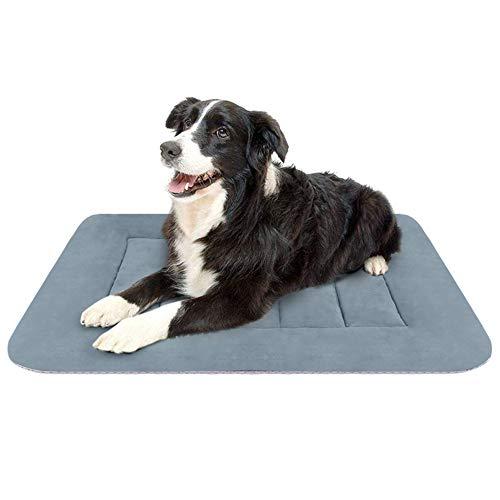 Hero Dog Medium Dog Bed Crate Pad Mat 35 Inch Washable Matteress Anti Slip Cushion for Pets Sleeping …