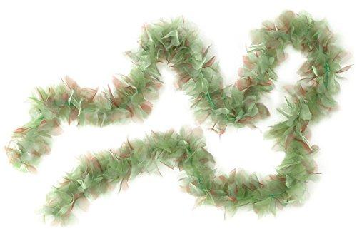 "Seaweed Boa 72"" (Green) Accessory"