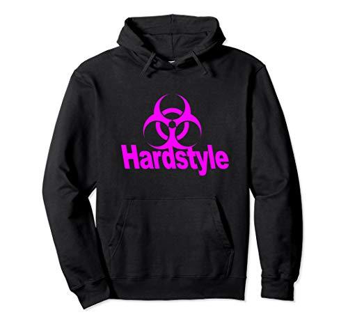 Hardstyle Biohazard Merchandise Pullover Hoodie