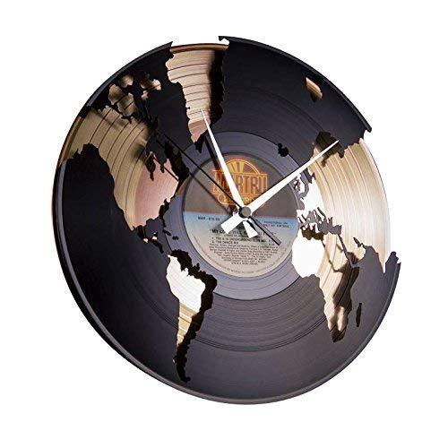 orologio vinile Disc'O'Clock Orologio
